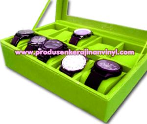 kerajinan-box-jam-10-pcs-warna-hijau-muda