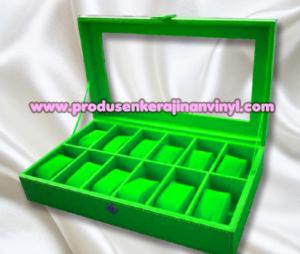 kerajinan-box-jam-12-pcs-warna-hijau