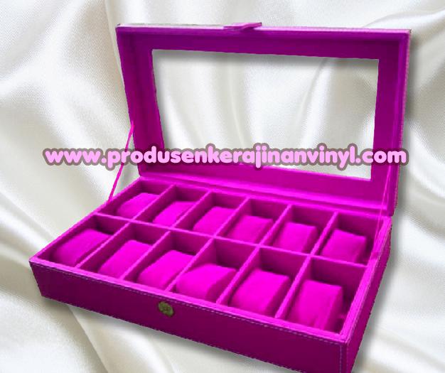 kerajinan-box-jam-12-pcs-warna-ungu