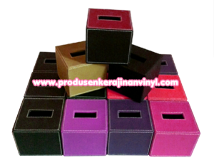 souvenir-kerajinan-box-tisu-kecil-aneka-warna-ungu